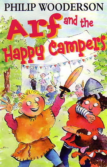 Arf and the Happy Campers