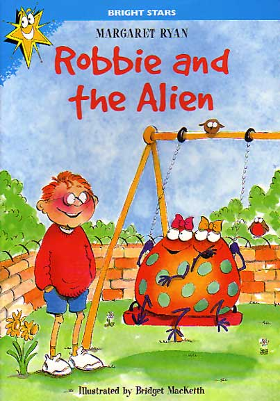 Robbie and the Alien