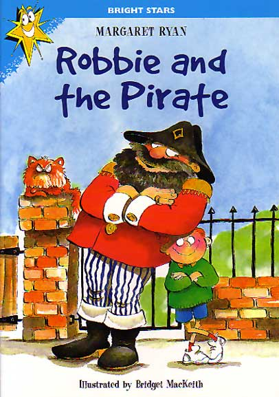 Robbie and the Pirate